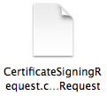 CertificateSigningRequest.certSigningRequest