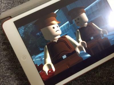 紹介アプリ:LEGO Star Wars The Complete Saga