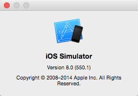 iOS SimulatorのDocumentsまでのパス(Xcode6)