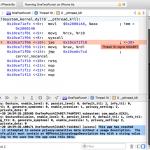 Xcode8 – Swift3への変換MEMO (3):写真選択ボタンを押すとクラッシュするようになった
