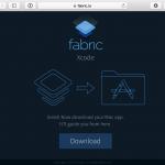 Firebase (iOS) : TwitterKitとFabricをセットアップしておく