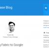 FabricがGoogleに買収され、今後Firebaseとの統合・機能強化が期待されます