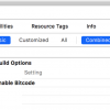Unity iOS : ビルド後にXcodeプロジェクトのBuild Settingsの値を変更するための記述。(PostProcessBuild)
