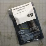 Raspberry Pi Zero W + GPIO Hammer Header